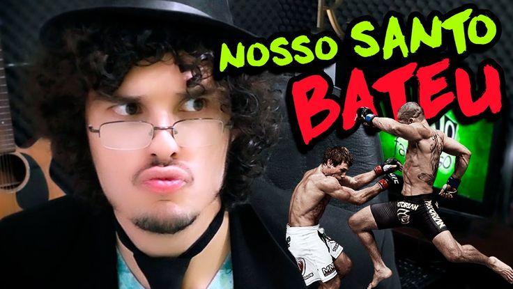 O NOSSO SANTO BATEU | Comentário Musical