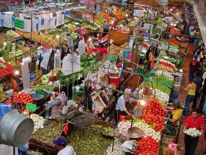 Mercado de San Juan de Dios - Guadalajara, Mexico
