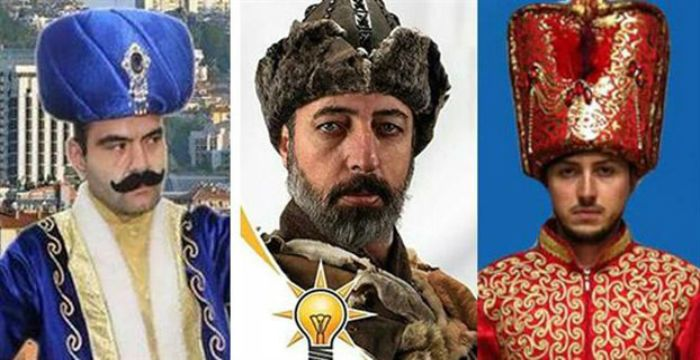 Τουρκία: Υποψήφιοι βουλευτές ντύνονται Οθωμανοί
