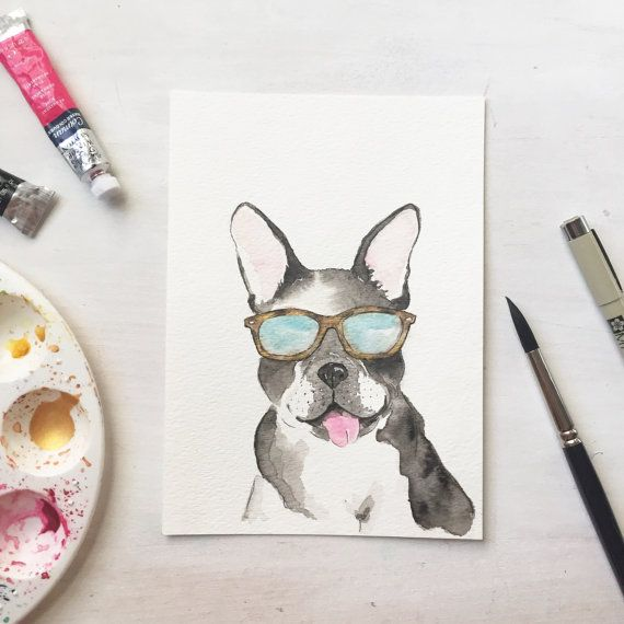 Hey, I found this really awesome Etsy listing at https://www.etsy.com/listing/473347470/french-bulldog-art-french-bulldog-gift