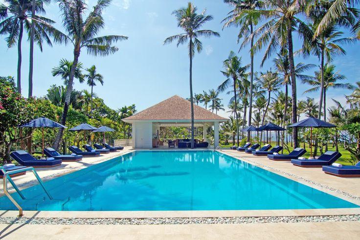 Semara Beach House | 7 bedrooms | Canggu, Bali #swimmingpool #luxury #villa #beachclub #semara #openair #living #lounge