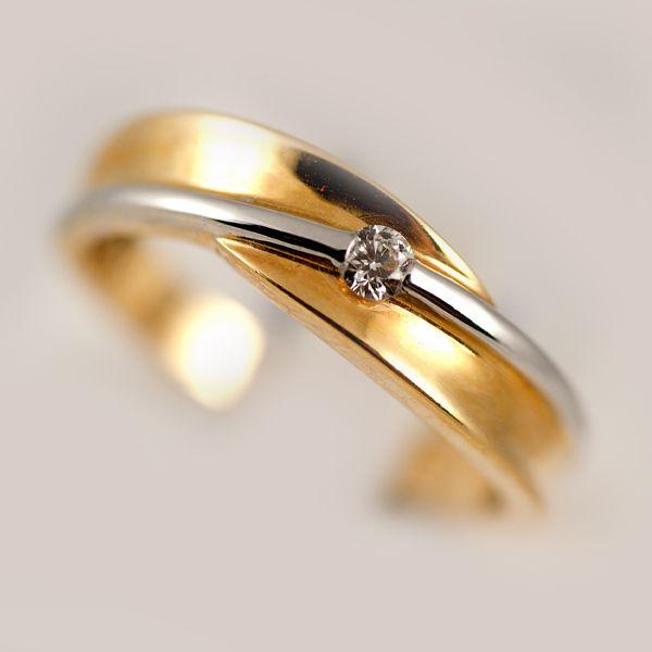 gouden ring briljant - Google zoeken