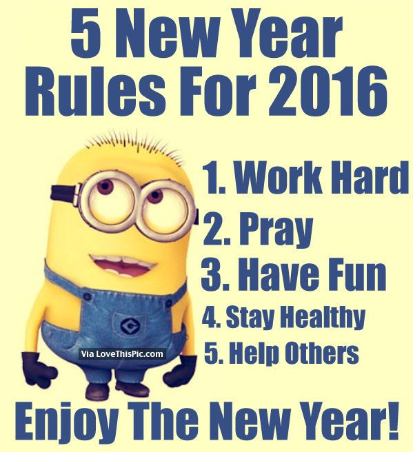 225470-5-New-Year-Rules-For-2016.jpg (599×656)