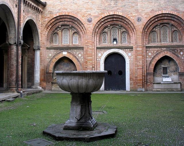 Catino di Pilato / Chiesa S.Stefano