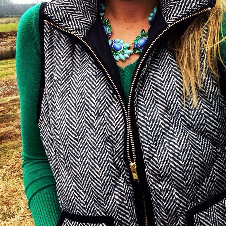 25 Best Ideas About Herringbone Vest On Pinterest