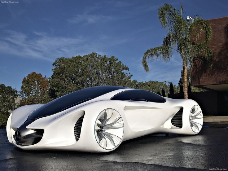 концепт кар мерседес mercedes benz biome concept 2010.