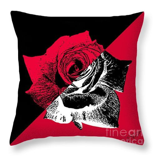 """Fine Art America throw pillows are made from 100% polyester fabric and add a stylish statement to any room.   Pillows are available in sizes from 14"""" x 14"""" up to 26"""" x 26"""".   Each pillow is printed on both sides (same image) and includes a concealed zipper and removable insert (if selected) for easy cleaning."""