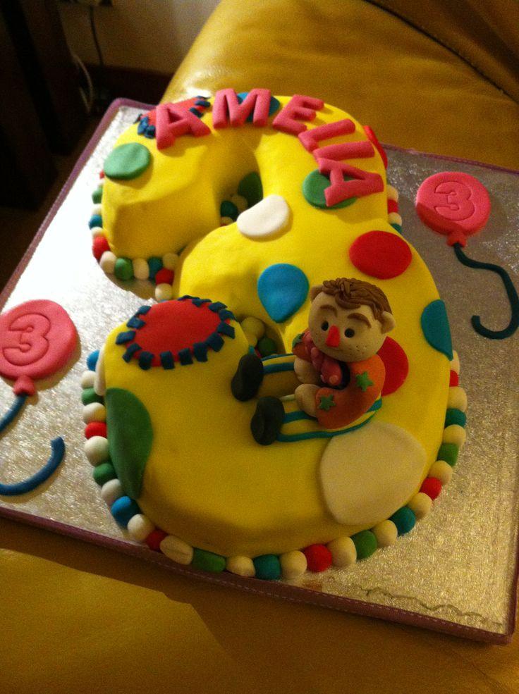 Mr Tumble Birthday Cake Party Ideas Pinterest