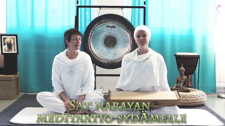 Sat Narayan meditaatio