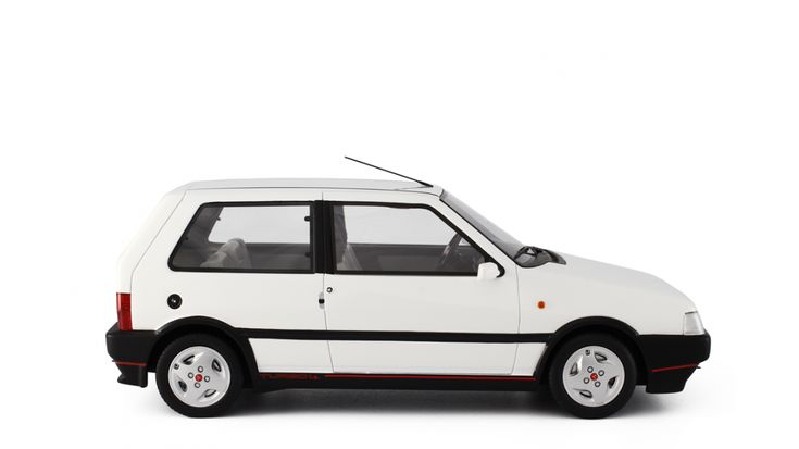 Fiat Uno Turbo 2° Serie MK2 1990 1:18 LM104A