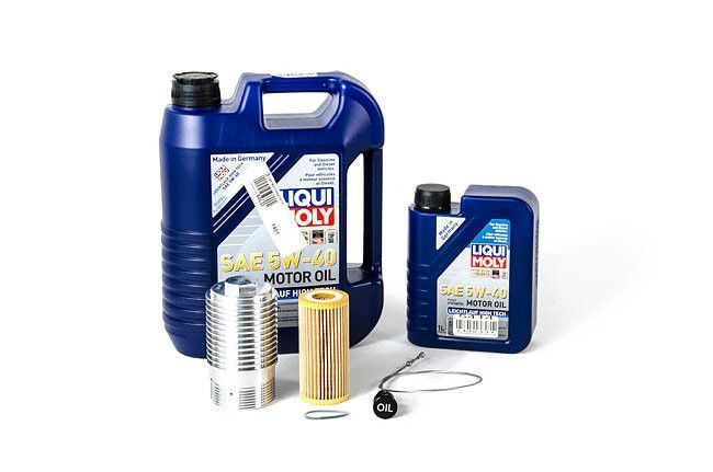 Liqui Moly Ultimate Oil Service Kit - 1.8T and 2.0T Gen3
