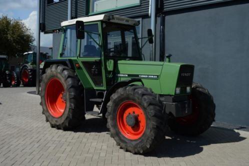 Fendt 309 lsa type: tractor ons referentienummer: t160297 brandstofsoort: diesel bouwjaar: 1982 kleur: groen vermogen: 66 kw (90 pk)  90 pk dieselmotor 4-wd 40 km/h uitvoering vrije retour achter