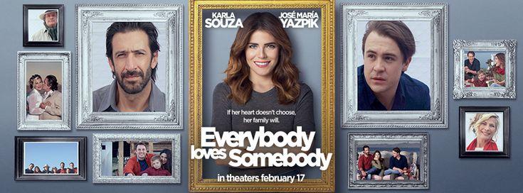 """Regalo del día de San Valentín, tenemos Boletos Gratis para que veas """"Everybody Loves Somebody"""" con Karla Souza Estoy muy contenta de anunciarte que tenemos ..."""
