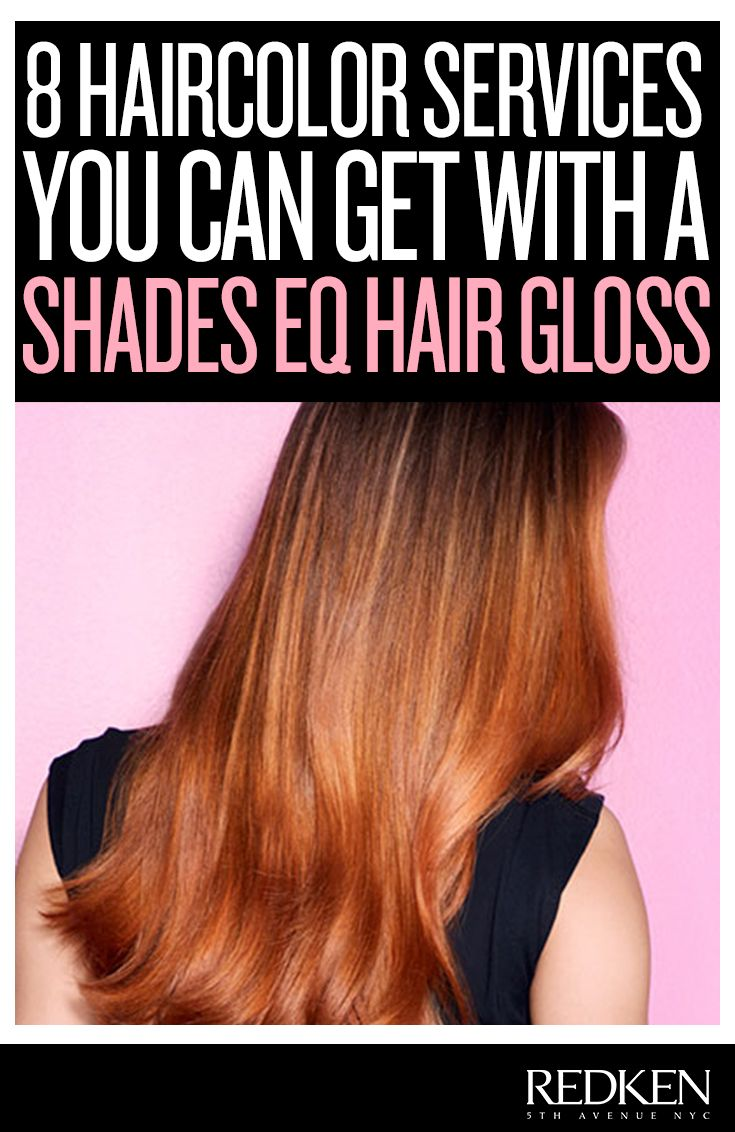 Redken Shades Eq Known For Being Every Haircolorist S Favorite