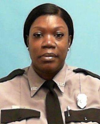 Correctional Officer Tawanna Marin