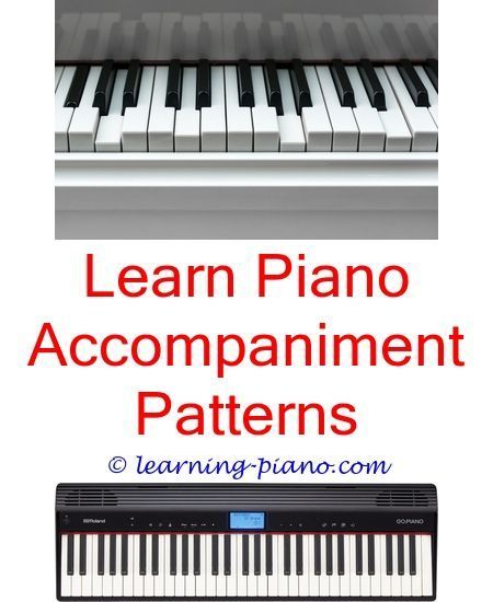 How long for learning piano Learn piano app for pc Learn