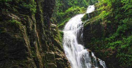 Wodospad Kamieńczyka, Anna Piernikarczyk