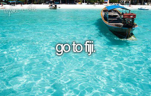 go to fiji
