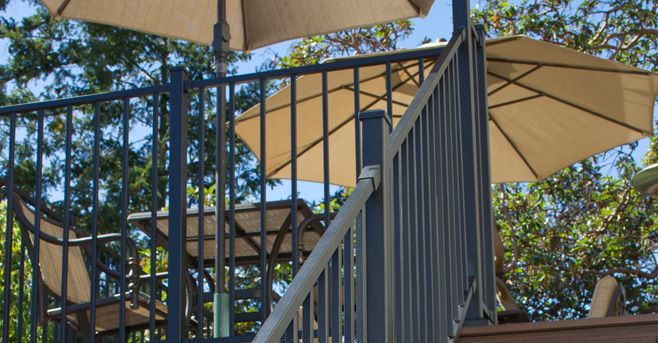 17 Best Images About Lovely Vinyl Porch And Deck Railing