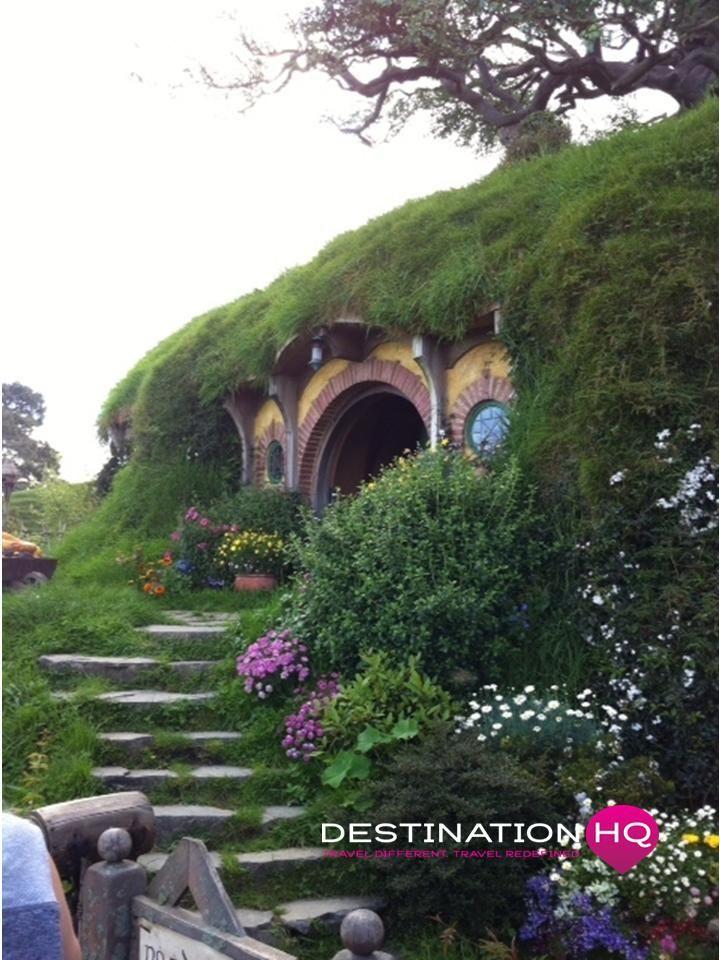 Hobbit Town, Matamata, New Zealand