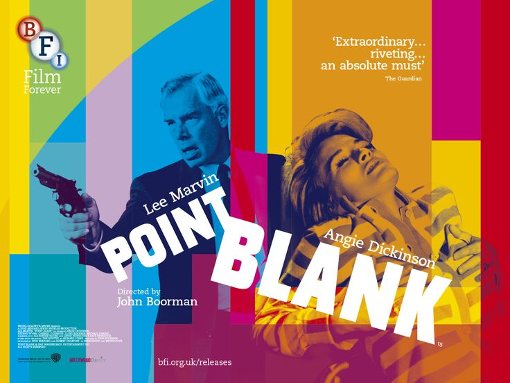 Point Blank (John Boorman, 19687)