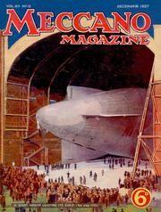 Revista vintage- December 1927 VOL XII- No 12