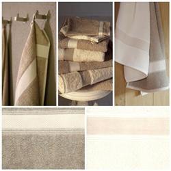 Terry Bath Linens, Chemical Free Bath Linens