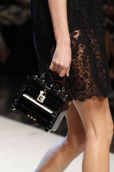 Dolce & Gabbana mini bag Spring/Summer 2017