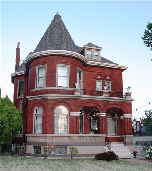 Forget-me-not Bed and Breakfast in St. Louis, Missouri