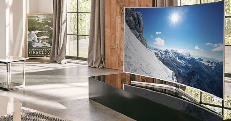 Remportez 3 téléviseurs 4K courbés Samsung + 3 lecteurs Blu-Ray HD !