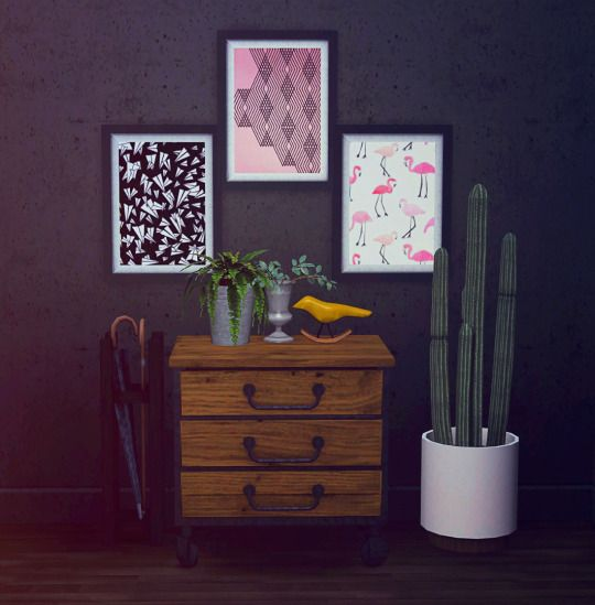 124 Best Images About The Sims 3 Cc Paintings Posters Wall