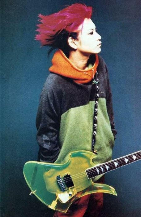 hide. X-Japan.The substrate for Collage