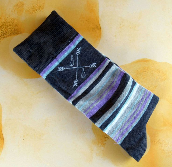 Southern Scholar sends unique and sophisticated socks every month.  Check out my review of the August 2016 box and get 20% off your first month!  - https://hellosubscription.com/2016/09/southern-scholar-mens-sock-subscription-box-review-coupon-august-2016/ #SouthernScholar #subscriptionbox