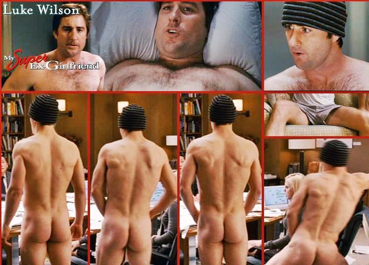Sexy Luke Wilson Nude In The Movie My Super Ex Girlfriend -3117