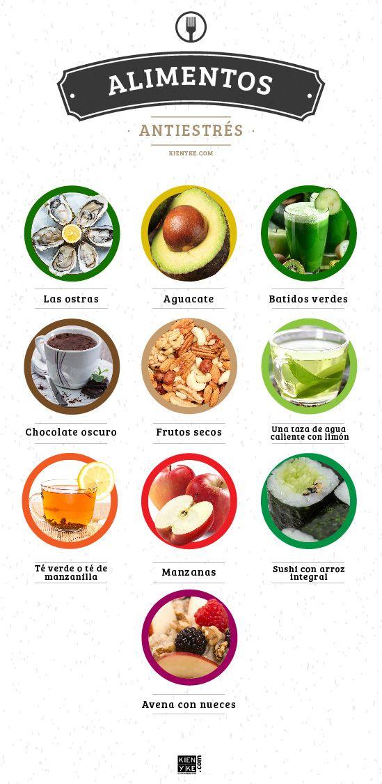 Diez alimentos milagrosos para acabar con el estrés. Aprenda cómo estos manjares lo relajarán en momentos de tensión o ansiedad. http://www.kienyke.com/tendencias/diez-alimentos-milagrosos-para-acabar-con-el-estres/