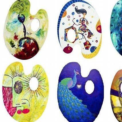 VI Subasta #Fundación Corazon a Corazon gracias #donacion de 60 obras de #arte de artistas de la  #dominicanrepublic