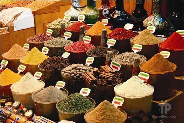 Spezie - #Turchia