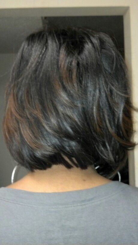 Pleasant 25 Best Ideas About Feathered Bob On Pinterest Black Bob Hairstyles For Men Maxibearus