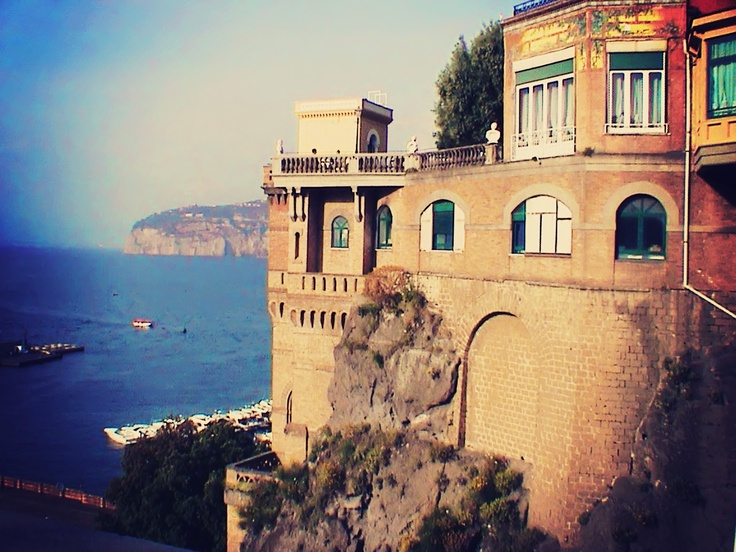 Sorrento, Italy-take me back