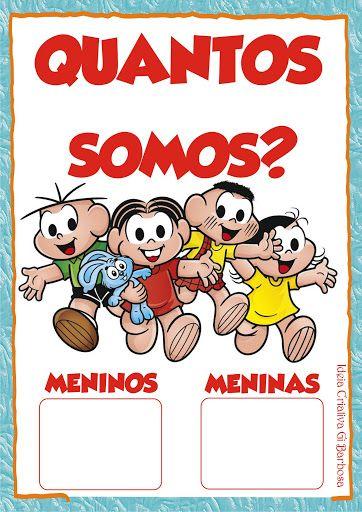 cartaz-para-imprimir-turma-da-mônica-colorido-rotina-colorir-quantos-somos.jpg (362×512)