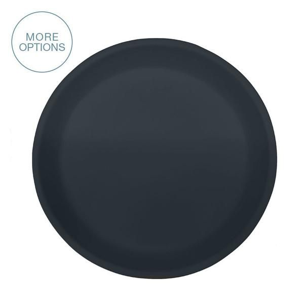 "Matte Porcelain USA Made 10"" Dinner Plate - Hammers and Heels  - 1"