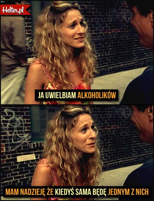 Cytaty Filmowe :: Seks w Wielkim Mieście #cytaty #sekswwielkimmiescie #sexandthecity #satc #carriebradshaw #moda #filmowe #popolsku #helter #filmy #kino