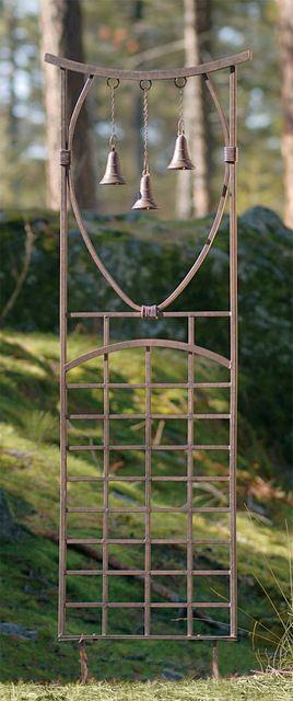 New Steeple Bells Trellis traditional outdoor decor