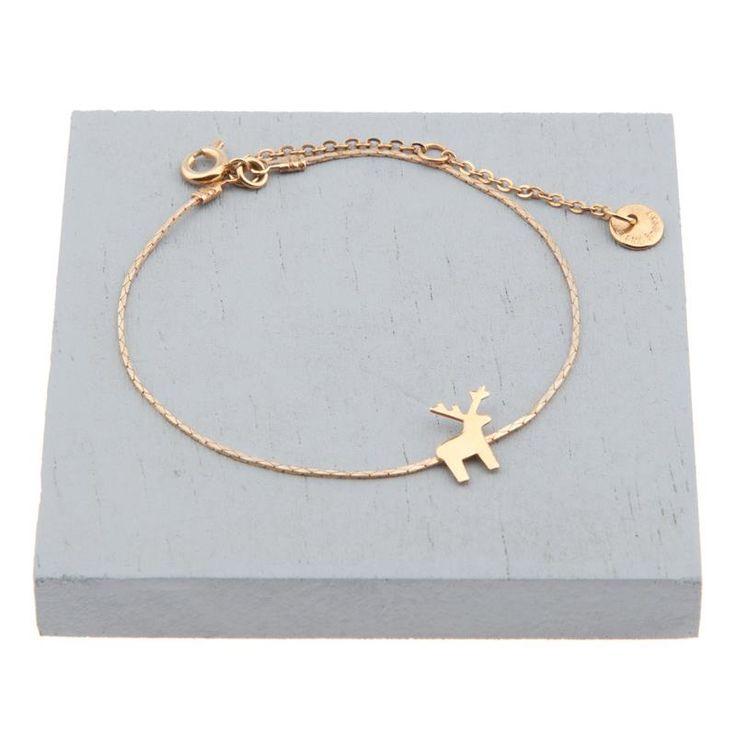 Jelení šperky - Úchvatka Zlatá