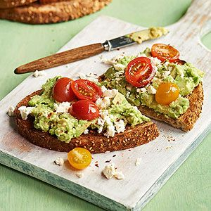 Simply Smashing: Avocado Smash