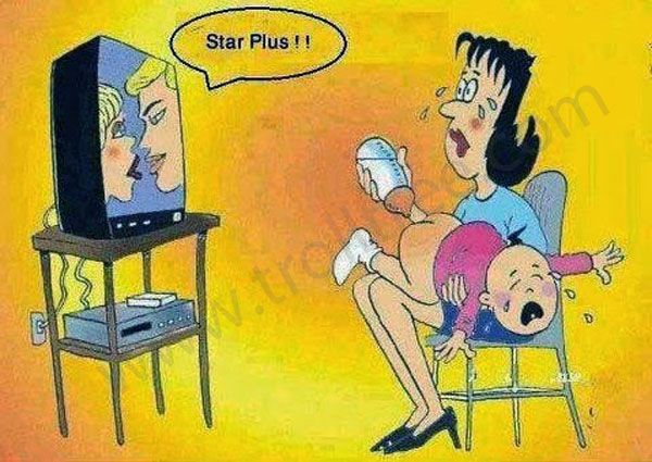 Real #Fans of Star Plus - TrollTree Share Funny Comments on #TV Shows - http://www.trolltree.com/