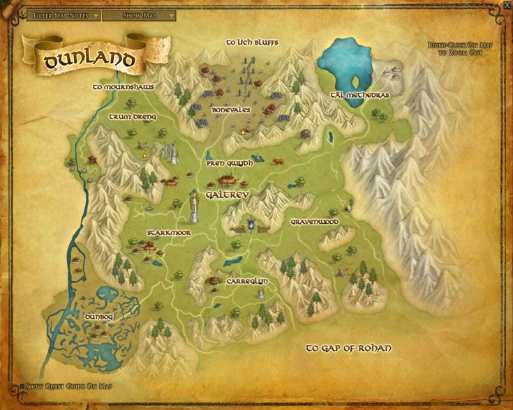 dunland dungeon mapsreligionfantasy mapmiddle earth mapmoviehobbitlotr