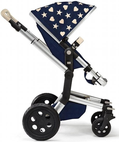 Joolz Day by Fab – one-of-a-kind pram… times three!