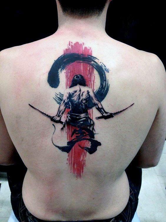 Die bedeutungsvollen Enso Tattoos