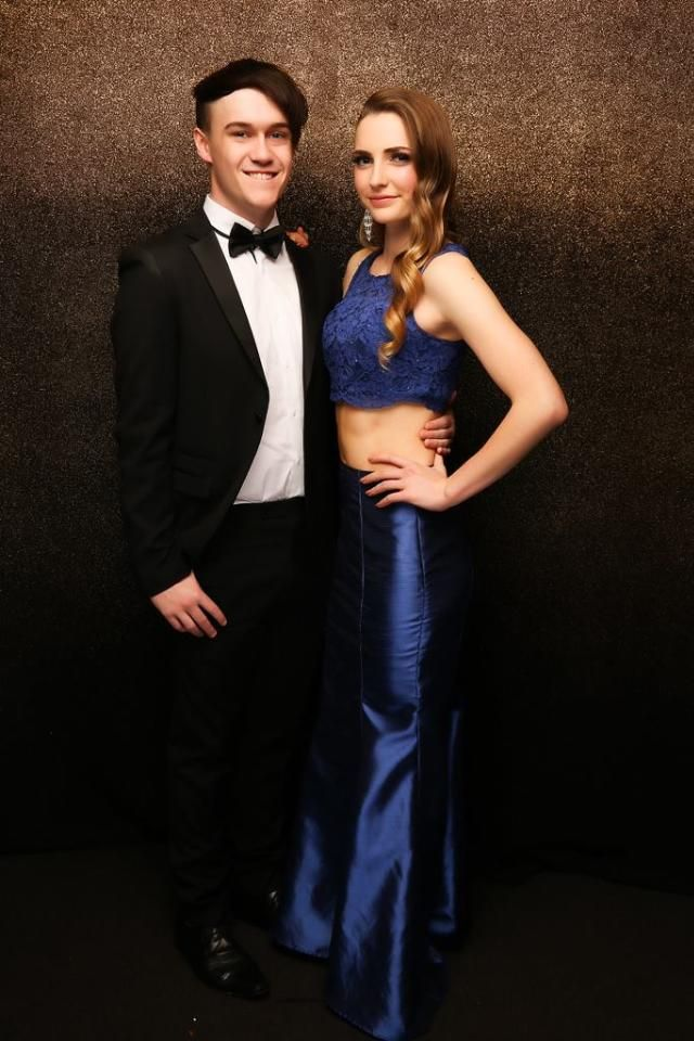 Thank you Kira Milnes for sharing your photo of your 2015 ball. What a handsome couple! Kira chose an outfit from Bridal and Ball NZ